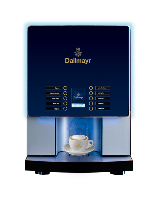 discover dallmayr coffee vending machines for businesses. Black Bedroom Furniture Sets. Home Design Ideas