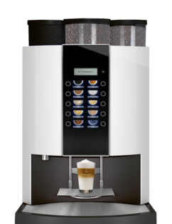Scoprite I Distributori Automatici Di Caffe Dallmayr Per Le Imprese